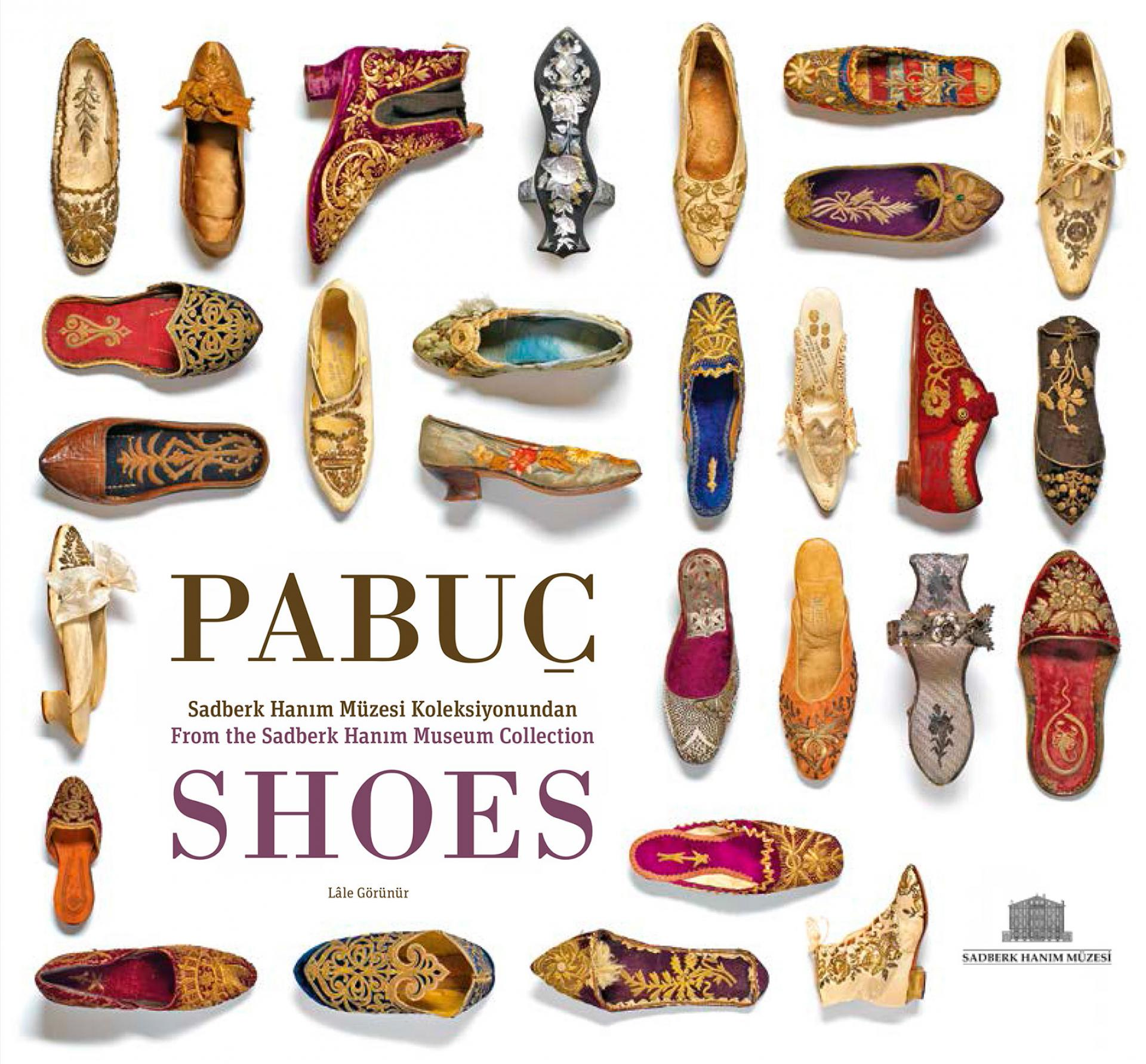 Shoes - From the Sadberk Hanım Museum Collection - BOOKS - Sadberk Hanım Museum