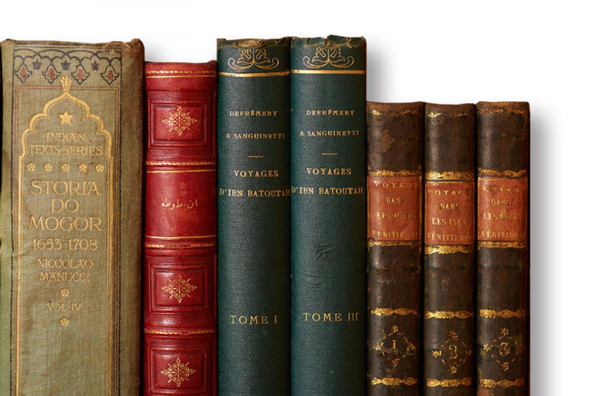 Library - RESEARCH - Sadberk Hanım Museum