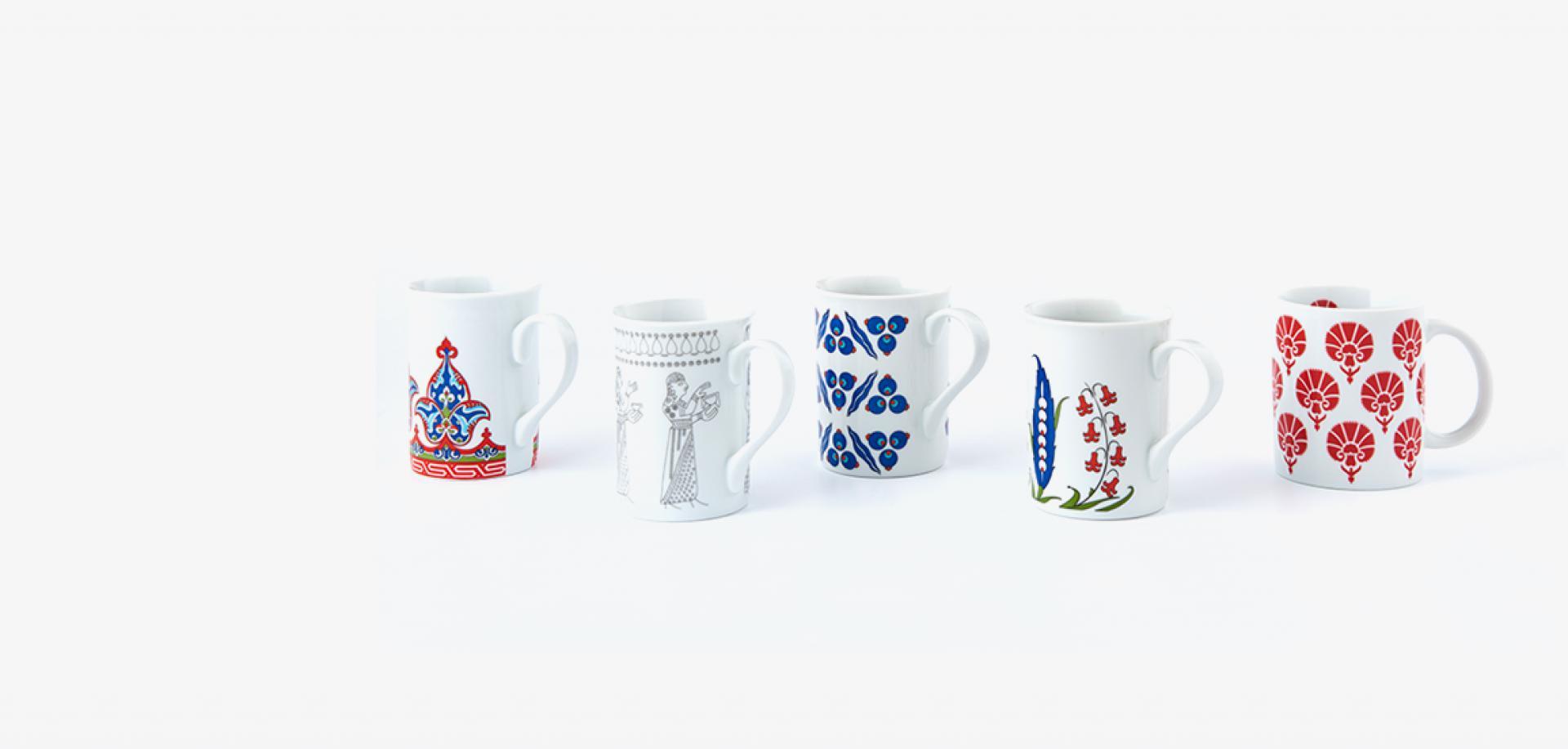 Mug - SHOP - Sadberk Hanım Museum