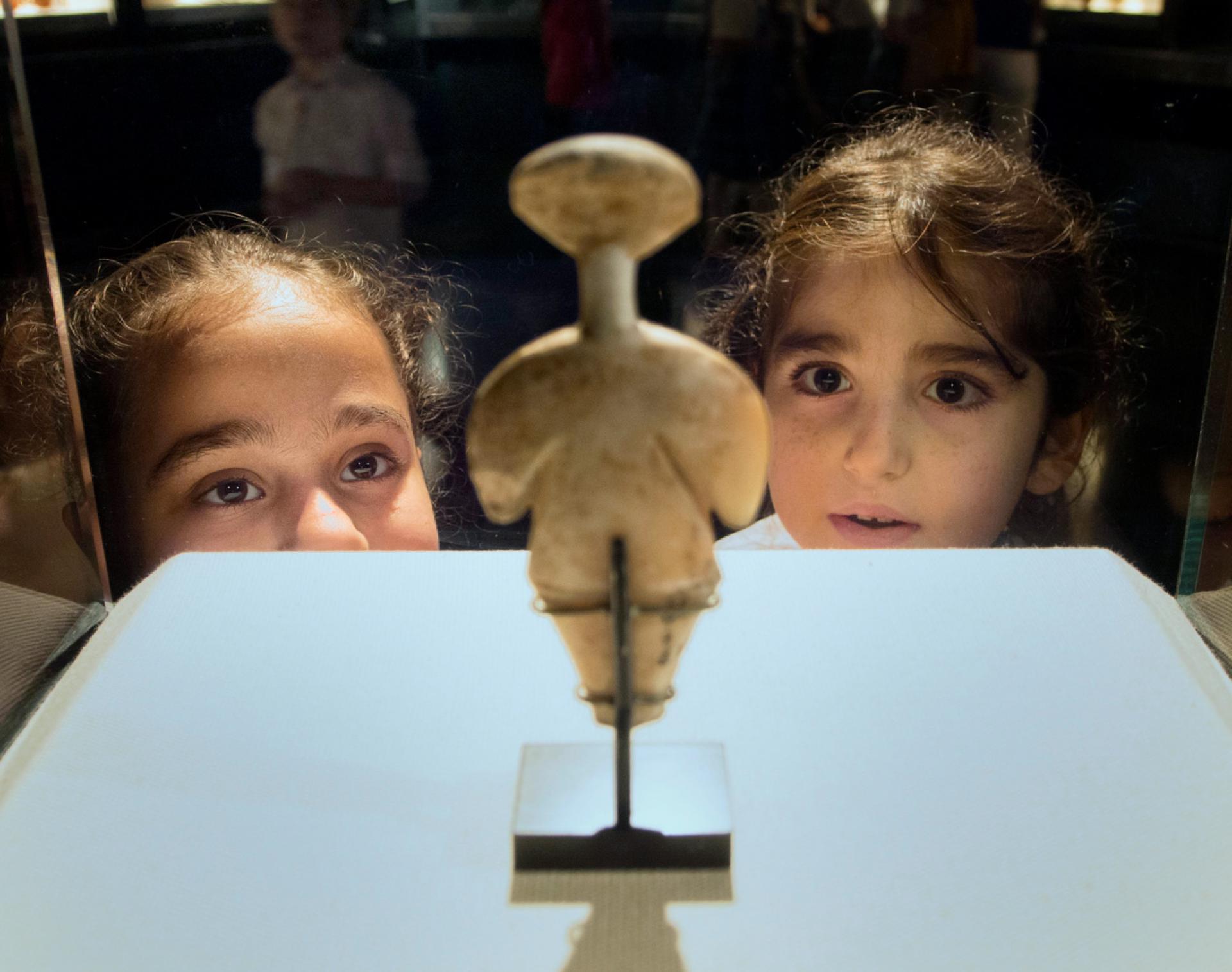4-6 age group - EDUCATION & ACTIVITIES - Sadberk Hanım Museum