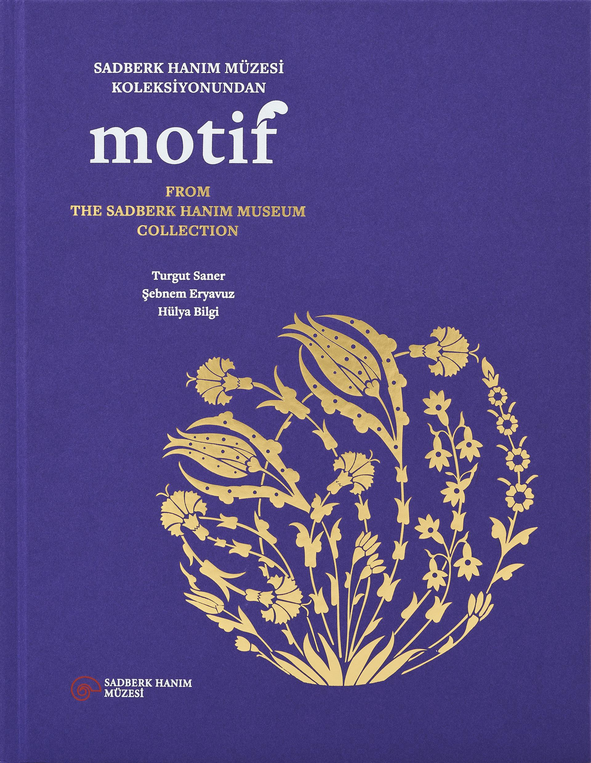 MOTIF, from the Sadberk Hanım Museum Collection - BOOKS - Sadberk Hanım Museum