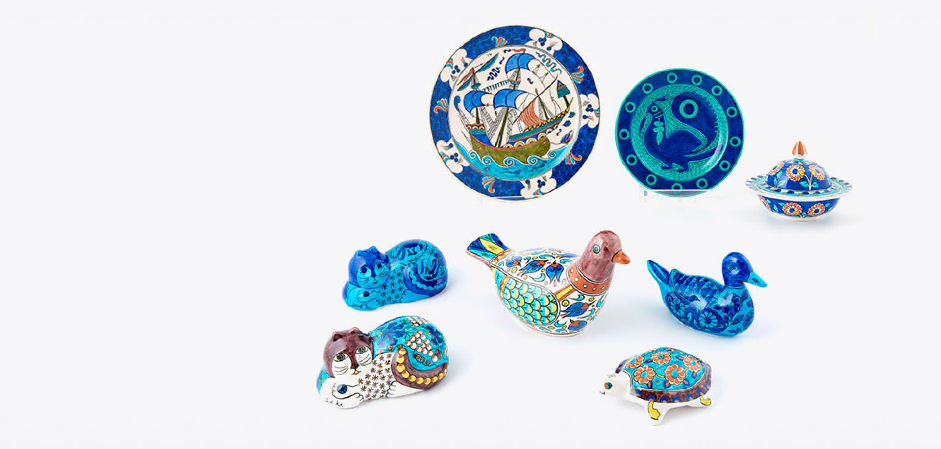 Ceramic Objects - SHOP - Sadberk Hanım Museum