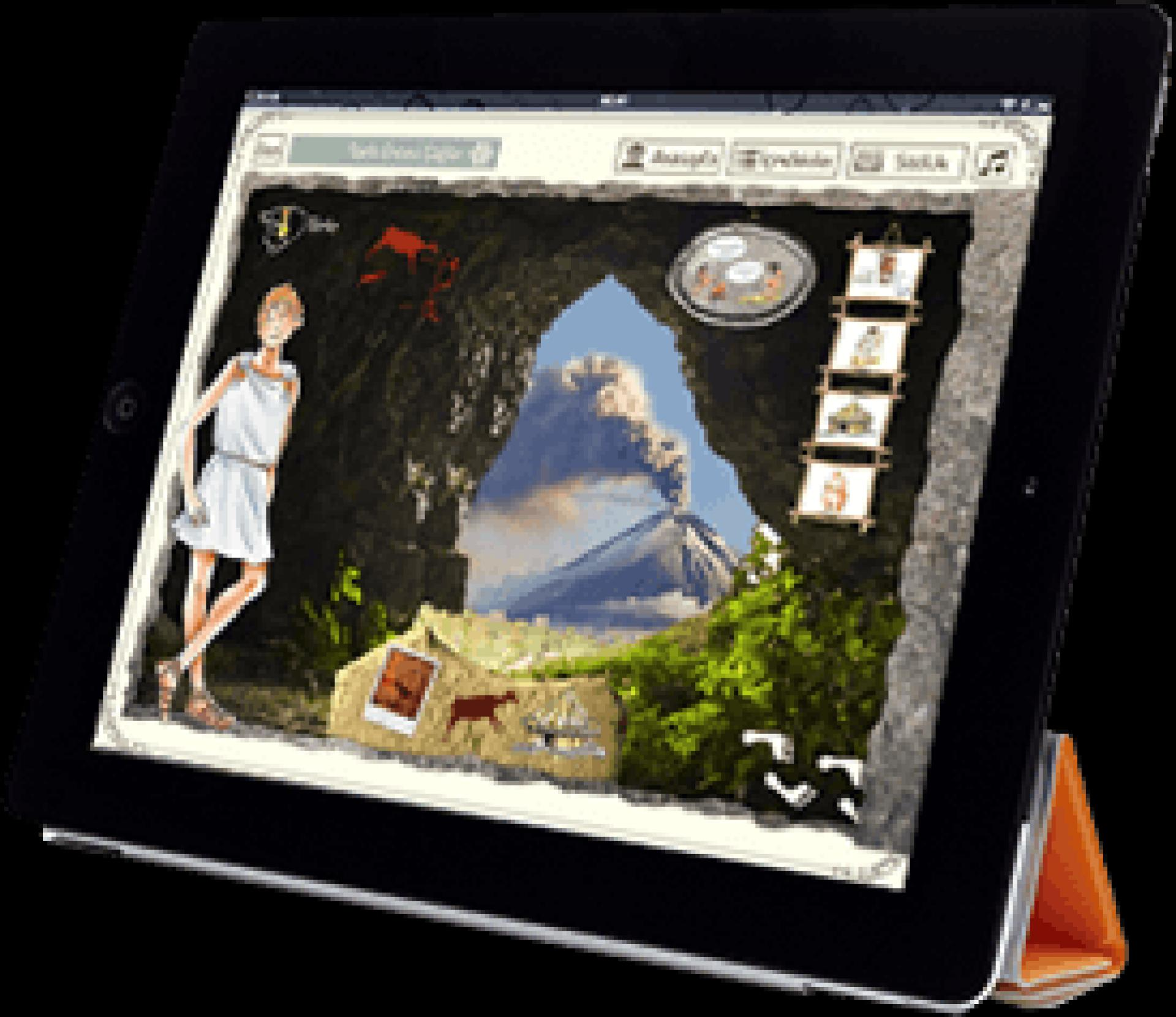 """""""Along to the Museum!"""" iPad Application - EDUCATION & ACTIVITIES - Sadberk Hanım Museum"""