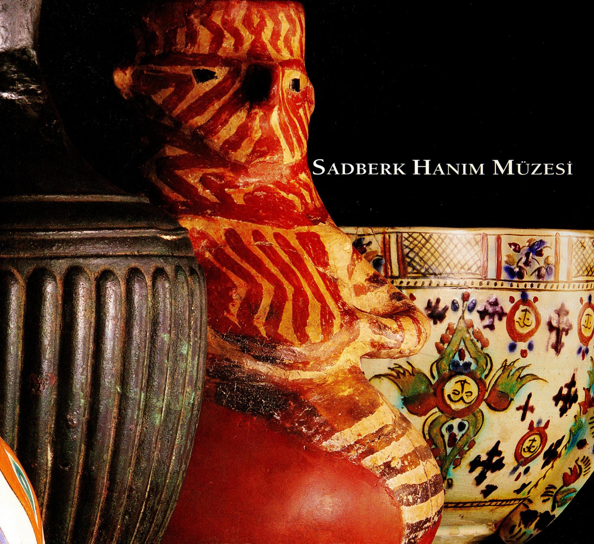 Sadberk Hanım Müzesi Kataloğu - BOOKS - Sadberk Hanım Museum