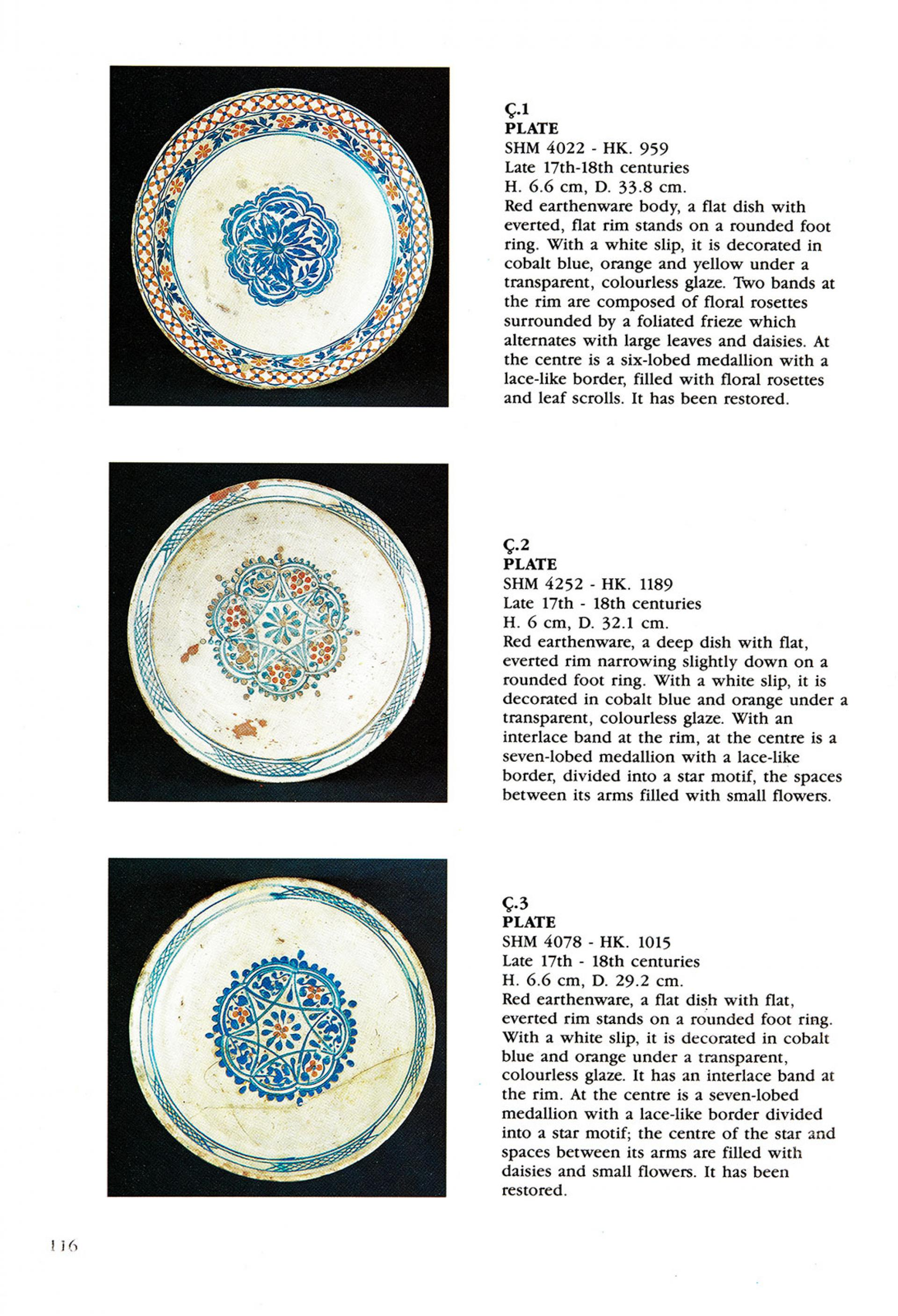 Turkish Tiles and Ceramics - KİTAPLAR - Sadberk Hanım Müzesi