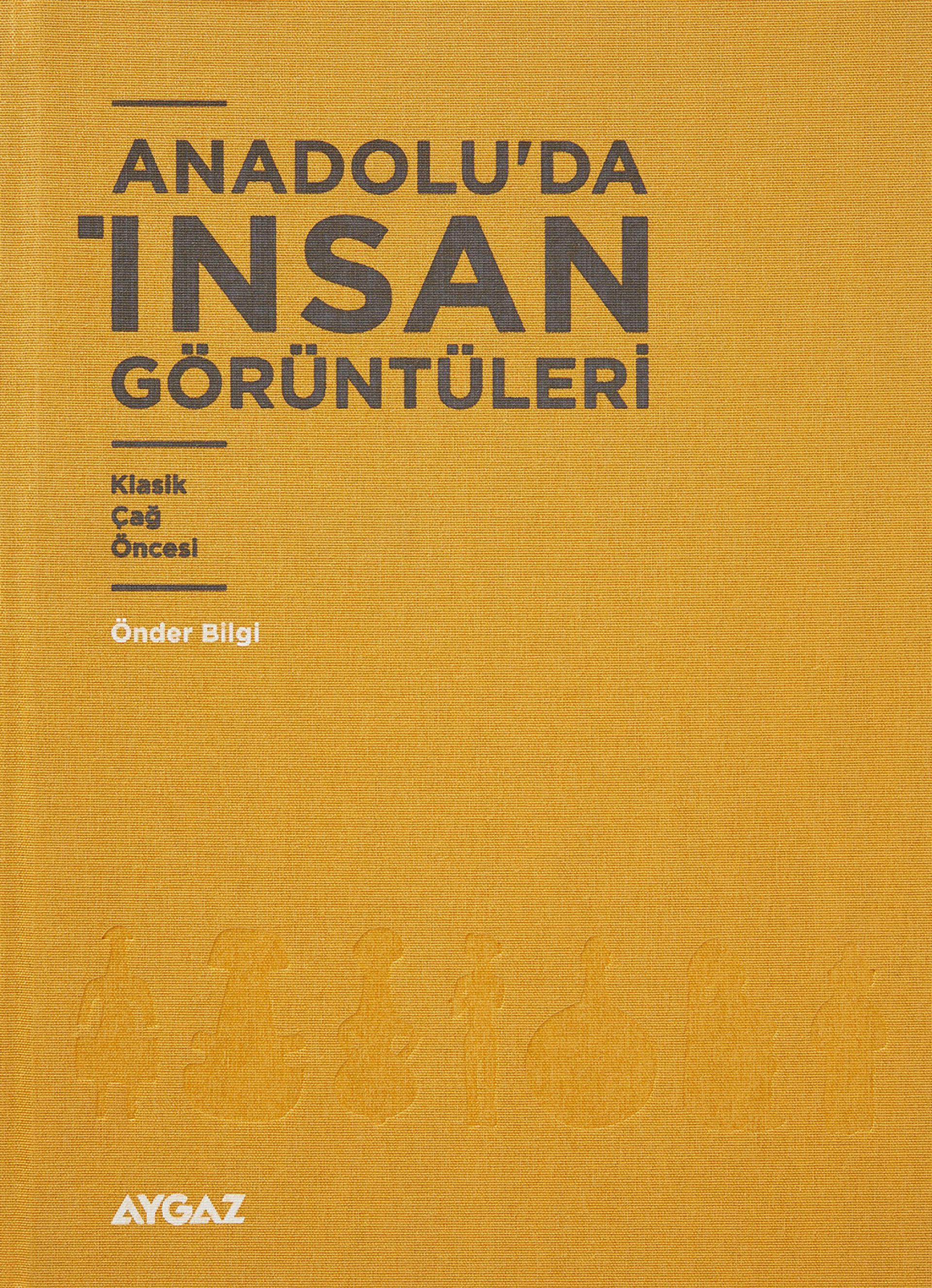 Anadolu'da İnsan Görüntüleri - BOOKS - Sadberk Hanım Museum
