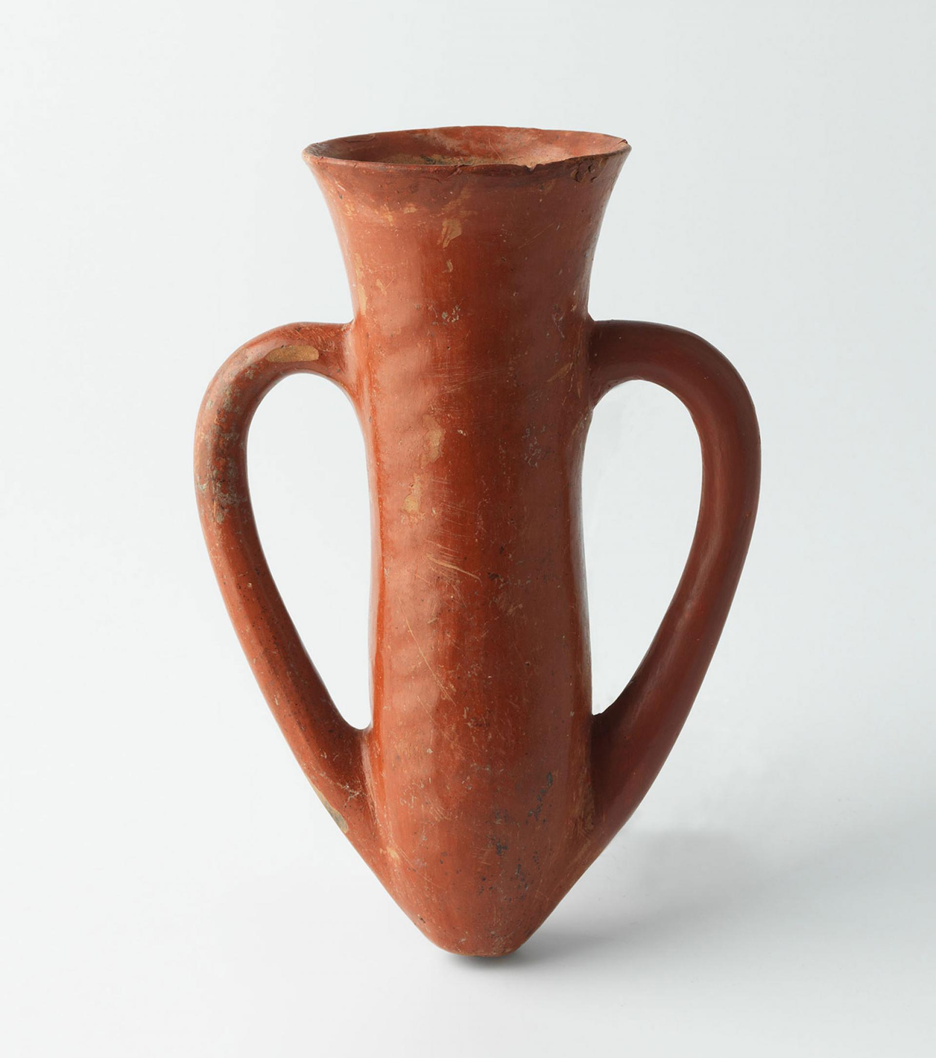 SHM 6555 - Depas Terracotta Early Bronze Age II Last quarter of 3rd millenium BC Central/Western Anatolia