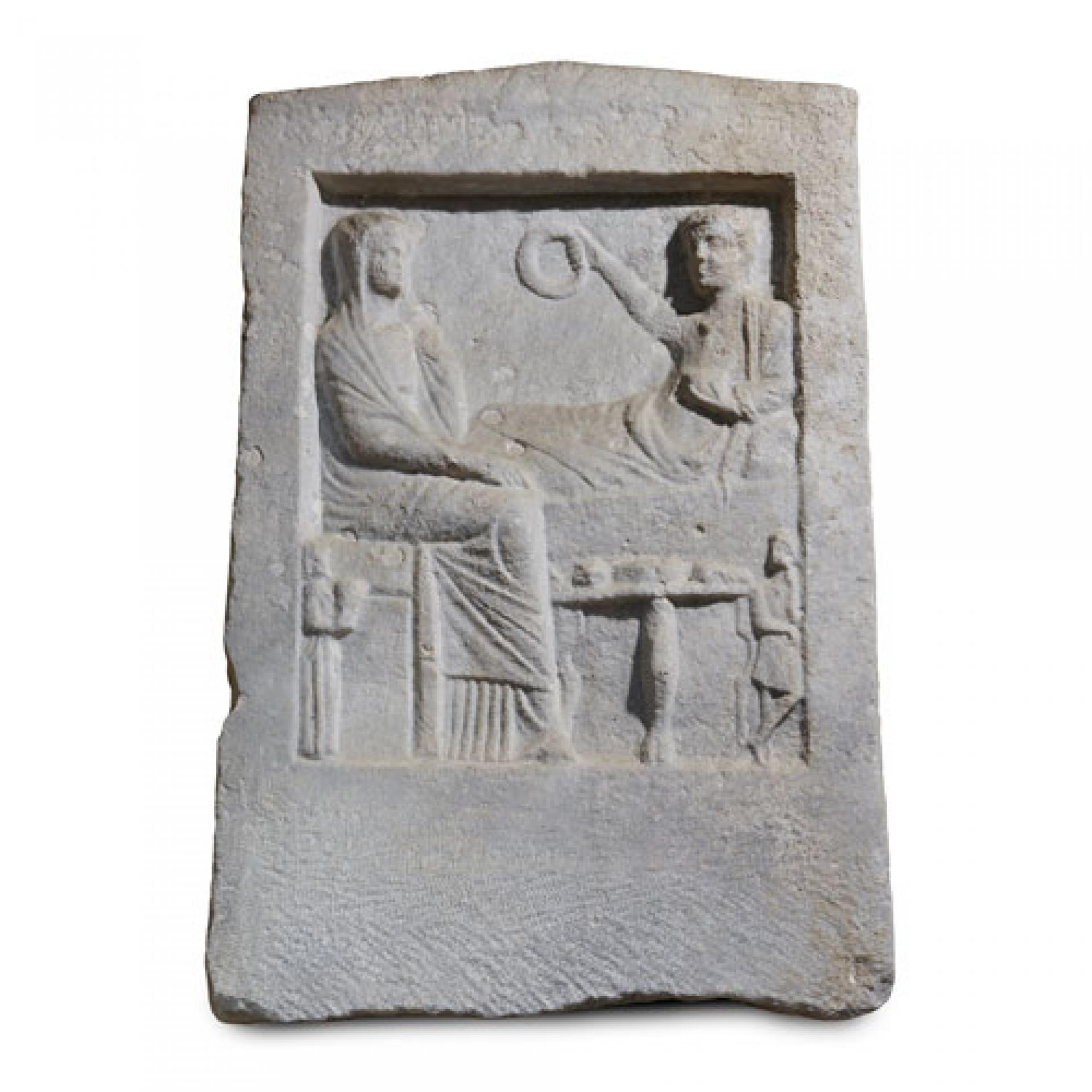 STELE & ALTARS - COLLECTION - Sadberk Hanım Museum
